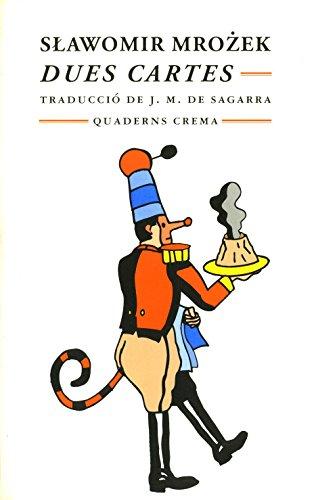 9788477272373: Dues cartes: i altres relats (Biblioteca Mínima)