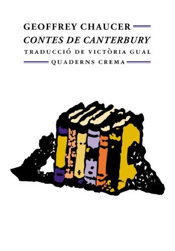 Contes de Canterbury: Geofrey Chaucer