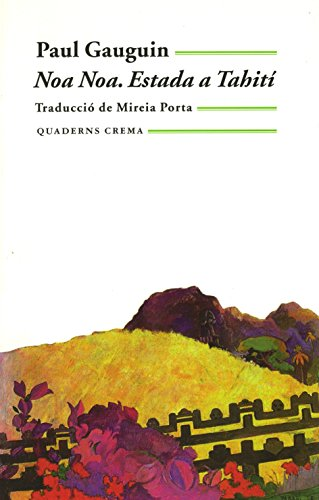 9788477273400: Noa Noa. Estada a Tahití (Biblioteca Mínima)