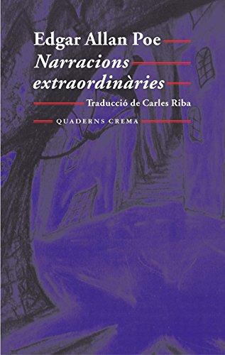9788477273776: Narracions extraordinàries (Biblioteca Mínima)
