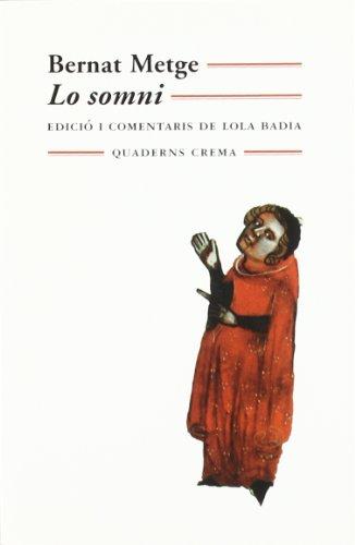 9788477274025: LO SOMNI MM-86. EDICIO I COMENTARIS DE LOLA BADIA