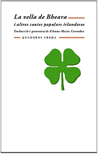 9788477274490: La vella de Bheara i altres contes irlandesos (Biblioteca Mínima)