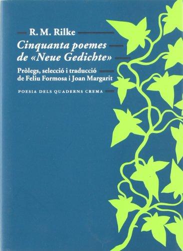 9788477275046: Cinquanta poemes de