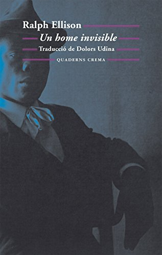 9788477275237: Un home invisible (En llengua catalana)-Invisible Man (Quaderns Crema)