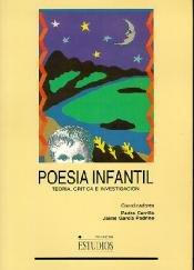 9788477290896: Poesía infantil: Teoría, crítica e investigación (Colección Estudios) (Spanish Edition)