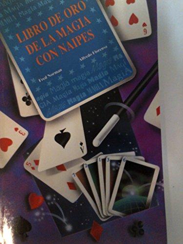 9788477291206: Libro de oro de la magia con naipes