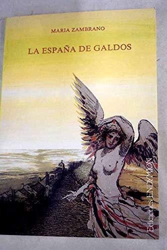 9788477310334: La España de Galdós