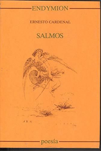 9788477310532: Salmos (Poesía) (Spanish Edition)