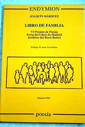 9788477312482: Libro de familia