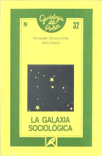 9788477313434: Galaxia sociológica