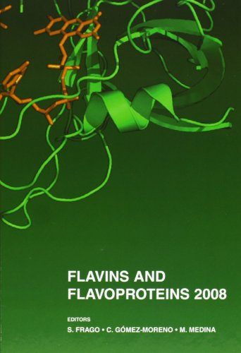 FLAVINS AND FLAVOPROTEINS 2008. PROCEEDINGS OF THE: MEDINA TRULLENQUE, MARÍA