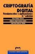 9788477334910: CRIPTOGRAFIA DIGITAL: FUNDAMENTOS Y APLICACIONES