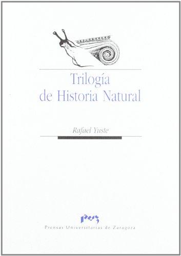 9788477335542: Trilogía de Historia Natural (La Gruta de las Palabras)