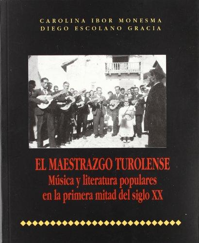 9788477336754: Maestrazgo turolense,El