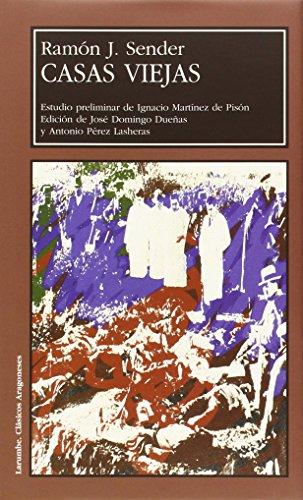 9788477337430: (kart) Casas Viejas (Larumbe Textos Aragoneses)