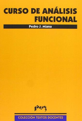 9788477338093: Curso de Análisis Funcional (Textos Docentes)