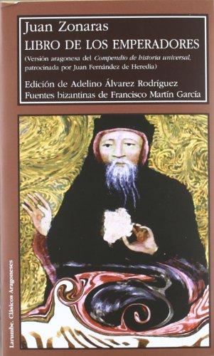 Libro de los emperadores: Juan Zonaras