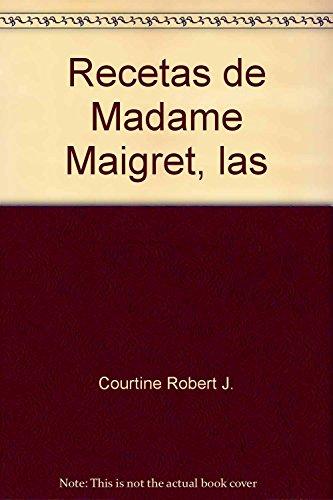 9788477357742: Recetas de Madame Maigret, las
