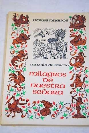 9788477358190: Milagros de Nuestra Señora: [versión original y modernizada] (Libro clásico) (Spanish Edition)