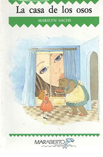 9788477358329: La casa de los osos (Marabierto)