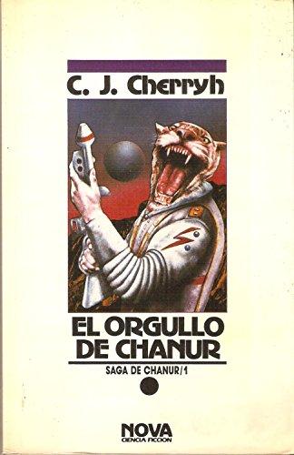 9788477358565: El orgullo de Chanur