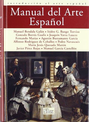9788477370994: Manual de Arte Español