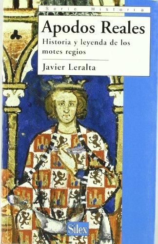 Apodos reales: Leralta, Javier
