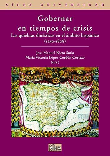 GOBERNAR EN TIEMPOS DE CRISIS: LAS QUIEBRAS: María Victoria López