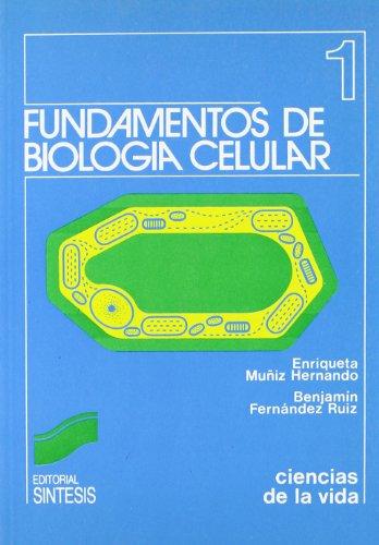 9788477380085: Fundamentos de Biologia Celular 1 (Spanish Edition)