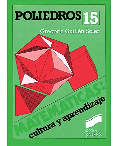 9788477381143: Poliedros (Spanish Edition)