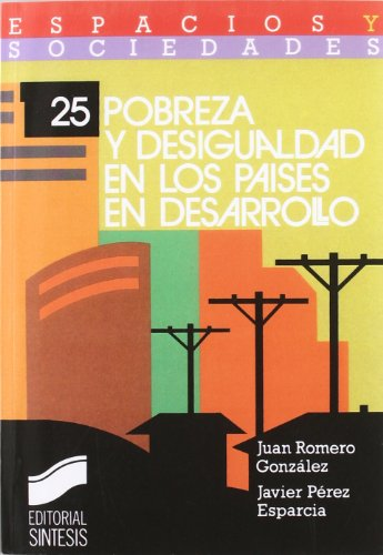 Pobreza y desigualdad en los países en: Romero González, Juan
