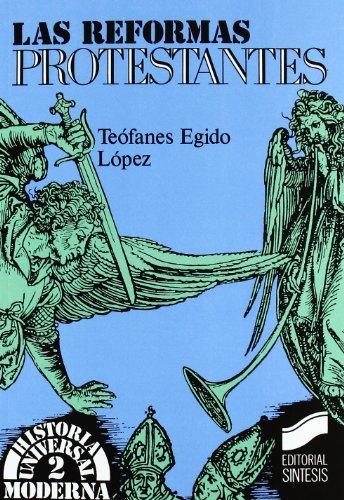 9788477381693: Reformas Protestantes, Las (Historia Universal) (Spanish Edition)