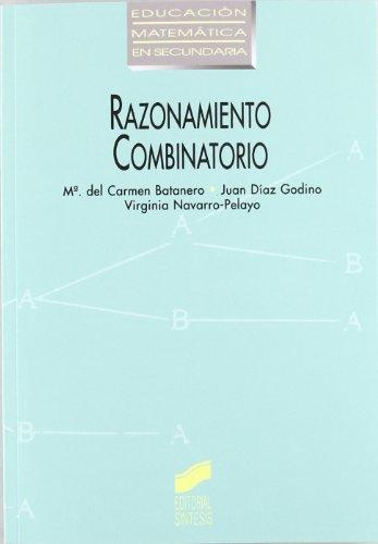 9788477382294: Razonamiento Combinatorio (Spanish Edition)