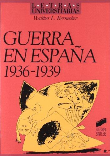 9788477383734: Guerra En Espana 1936 - 1939 (Spanish Edition)