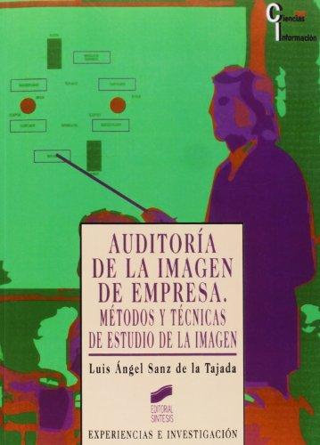 Auditoria de La Imagen de La Empresa: Sanz de La