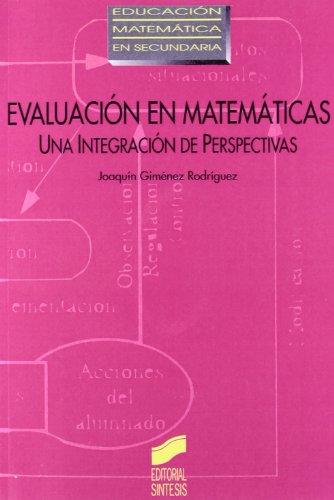 9788477384441: Evaluacion En Matematicas