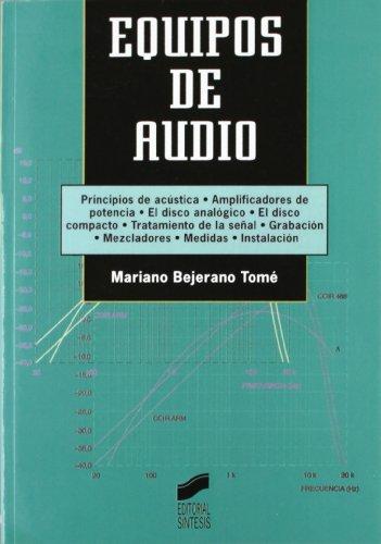 9788477384571: Equipos de audio