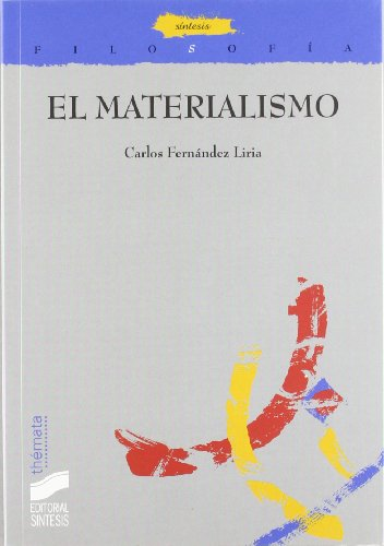 9788477385653: Materialismo, El (Spanish Edition)