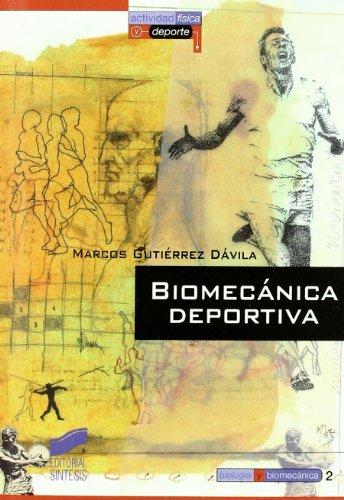 9788477386100: Biomecánica deportiva (Actividad física y deporte. Biología y biomecánica)
