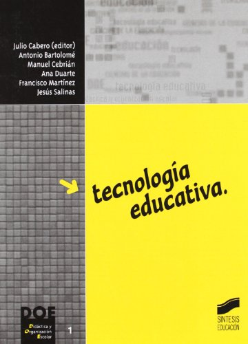 9788477386322: Tecnologia Educativa (Quaderns de La Fundacio Abat Oliba) (Spanish Edition)
