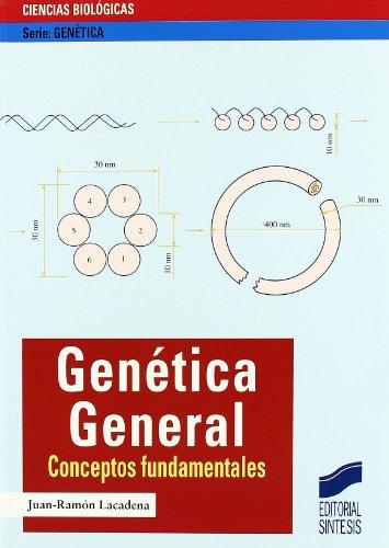 9788477386452: Genetica General (Spanish Edition)