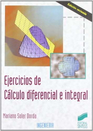 9788477387930: Ejercicios de Calculo Diferencial (Spanish Edition)