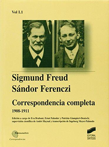 9788477388401: Correspondencia completa 1908-1991: 3 (Psicoanálisis. Correspondencias)