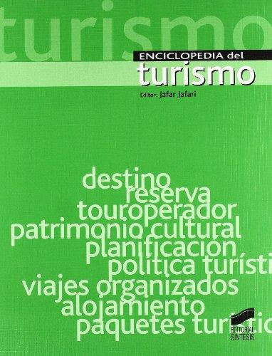9788477389675: Enciclopedia del Turismo