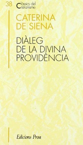 9788477395089: Diàleg de la divina providència (CLÀSSICS CRIST)