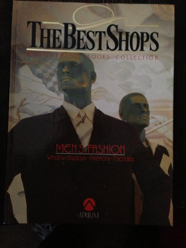 9788477411079: Ther Best Shops Monographic Books Collection, Men's Fashion, Window Displays, Interiors, Facades
