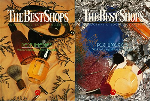 Perfumeries:The Best Shops - Monographic Books Collection, 2 Volumes (2 Tomos): Atrium; Cerver, ...