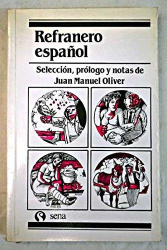 9788477420026: Refranero español.