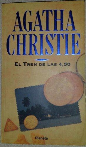 9788477511571: El Tren De Las 4,50