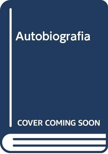 9788477512127: Autobiografia (Spanish Edition)